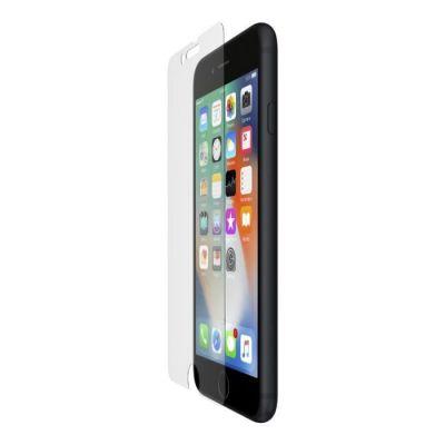 image Belkin - ScreenForce - Film de protection d'écran Invisglass Ultra (verre Corning) pour iPhone 6, 6s, 7, 8