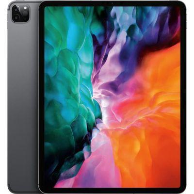 image Apple iPad Pro (12,9pouces, Wi-Fi, 256Go) - Gris sidéral (4e génération - 2020)