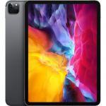 image produit Apple iPad Pro (11pouces, Wi-Fi + Cellular, 256Go) - Gris sidéral (2e génération - 2020)