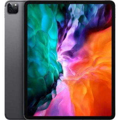 image Apple iPad Pro (12,9pouces, Wi-Fi + Cellular, 256Go) Gris sidéral (4e génération - 2020)