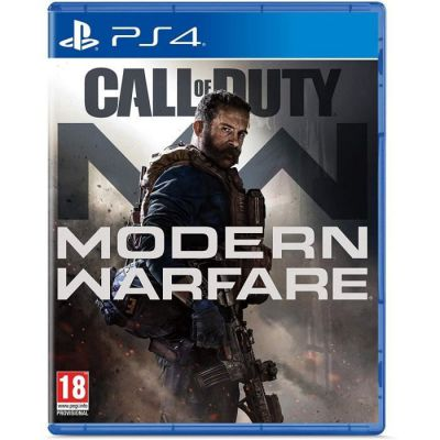 image Call of Duty : Modern Warfare pour PS4 - Import UK