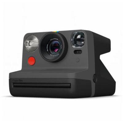 image Polaroid - 9028 - Polaroid Now Appareil Photo instantané i-Type Noir