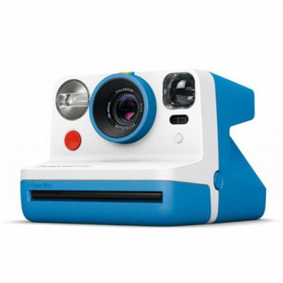 image Polaroid - 9030 - Polaroid Now Instant i-Type Camera - Blue
