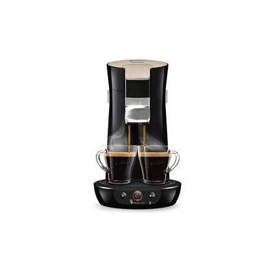 image SENSEO Viva Café Eco HD6562/36 Machine à café à dosettes Edition spéciale couleur Nougat