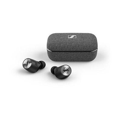 image MOMENTUM True Wireless 2 Sennheiser, Écouteurs Bluetooth à Réduction Active du Bruit, Noir