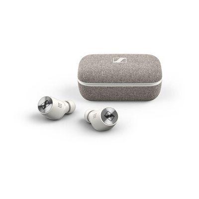 image MOMENTUM True Wireless 2 Sennheiser, écouteurs Bluetooth à réduction active du bruit, Blanc