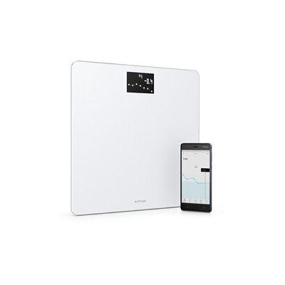 image Withings Body - Balance Connectée WIFI avec Suivi du Poids et de l'IMC, Pèse-Personne Numérique avec Synchronisation à l'Application en Bluetooth ou WIFI