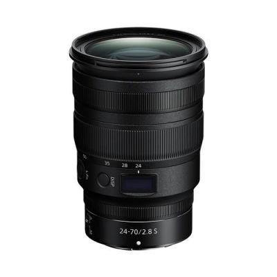 image NIKON Objectif Nikkor Z 24-70mm f/2,8 S