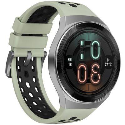 image HUAWEI WATCH GT 2e Montre Connectée, Ecran Tactile AMOLED HD de 1.39 Pouces, Autonomie de 2 Semaines, GPS & GLONASS, Modes D'entrainement Personnalisés, VO2Max, Surveillance du Rythme Cardiaque, Vert