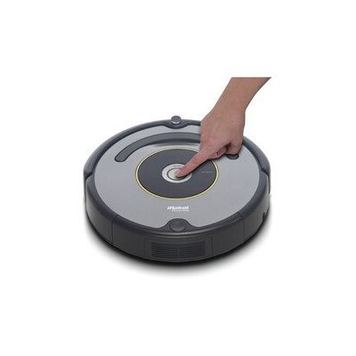 image iRobot Roomba 615, Aspirateur Robot pour Tapis et Sols Durs, Capteurs de Poussière Dirt Detect, Système de Nettoyage en 3 Étapes