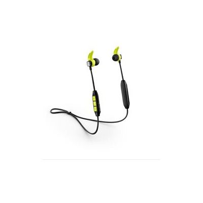 image Sennheiser CX Sport Écouteur intra-auriculaire sans fil pour le Sport Noir/jaune