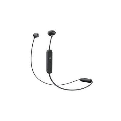 image Sony WI-C300 Ecouteurs intra-auriculaires sans fil Bluetooth - Noir