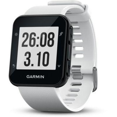 image Garmin Forerunner 35 – Montre GPS de Course à Pied Connectée avec Cardio Poignet - Blanc