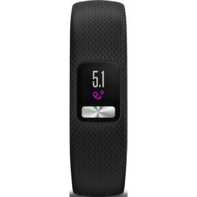 image Bracelet connecté Garmin Vivofit 4 Noir