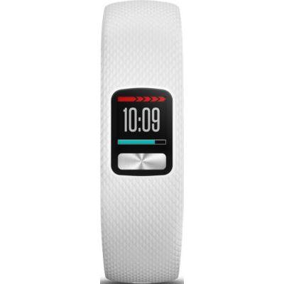 image Bracelet connecté Garmin Vivofit 4 Blanc
