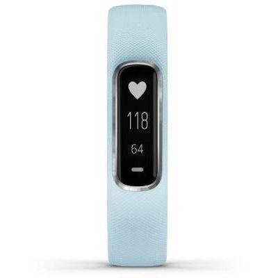 image Garmin Vivosmart 4 Tracker d'activité Adulte Unisexe, Bleu, S/M