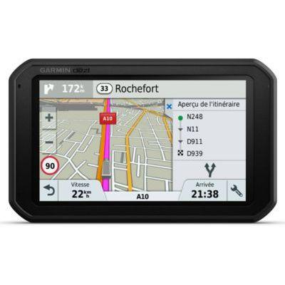 image Garmin Dezl 780 LMT  - GPS Poids Lourds - 7 Pouces - Carte Europe 46 pays –  Wi-Fi intégré - TripAdvisor - Appels Mains Libres – Commande vocale