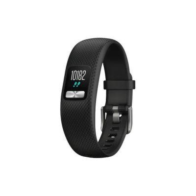 image Garmin Vívofit 4 - Bracelet d'Activité avec plus d'un an d'Autonomie - Taille L - Noir