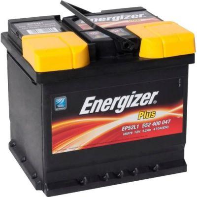 image Batterie Energizer Plus 52Ah/470A (EP52-L1)