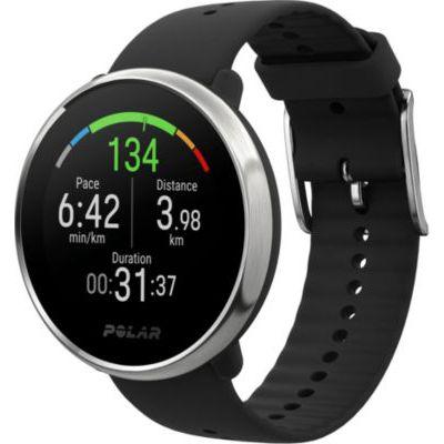 image PolarIgnite - Montre fitness Multisports avec Mesure de la Fréquence Cardiaque au Poignet, Guide d'Entraénement, GPS, Etanche – Unisexe