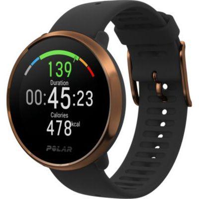 image PolarIgnite - Montre Fitness Multisports avec Mesure de la Fréquence Cardiaque au Poignet, Guide d'entraénement, GPS, étanche - Unisexe
