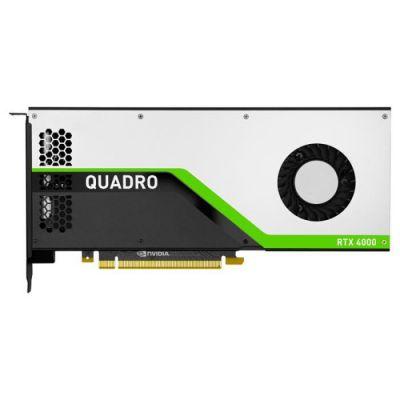 image NVIDIA Processeur graphique Quadro RTX 4000 , Noir