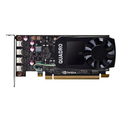 image PNY QUADRO VCQP1000DVI-PB Carte Graphique P1000 Nvidia 4 GB DVI