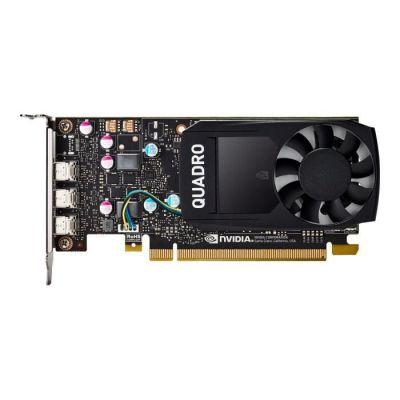 image PNY QUADRO VCQP400DVI-PB Carte Graphique P400 Nvidia 2 GB DVI