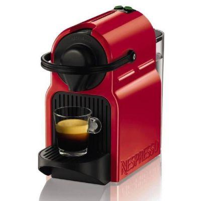image Nespresso Inissia - Machine à capsules - Rouge rubis - Krups YY1531FD