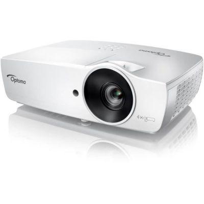image Optoma EH461 vidéo-projecteur - vidéo-projecteurs (5000 ANSI lumens, DLP, 1080p (1920x1080), 20000:1, 16:9, 1,23 - 5,63 m)