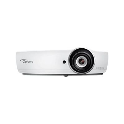 image Vidéoprojecteur Optoma EH470 (Full HD 1080p, 5000 Lumens,  20000:1, Full 3D, USB) (E1P1D0ZWE1Z1)