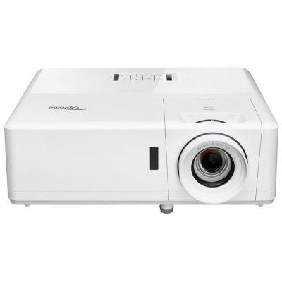 image OPTOMA ZH403 - Projecteur DLP - laser - 3D - 4000 ANSI lumens - Full HD (1920 x 1080) - 16:9 - 1080p