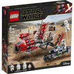LEGO®-Star Wars™ La course poursuite en speeder sur Pasaana Jouet Enfant à Partir de 8 ans, 373 Pièces à Construire 75250