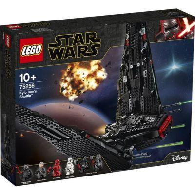 image produit LEGO®-Star Wars™ La navette de Kylo Ren Jouet Enfant à Partir de 10 ans, 1005 Pièces à Construire 75256 - livrable en France