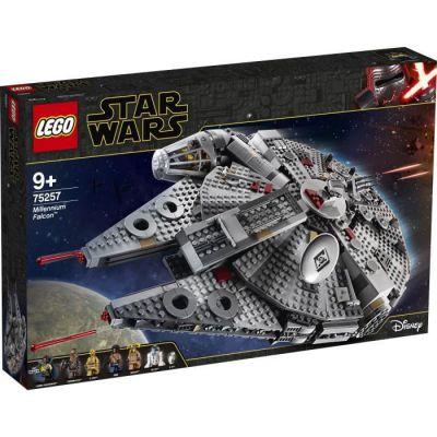 image produit LEGO®-Star Wars™ Faucon Millenium™ Jouet Enfant à Partir de 9 ans, 1351 Pièces à Construire 75257 - livrable en France