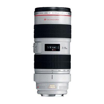 image Objectif zoom Canon EF 70-200mm f/2.8L IS II USM