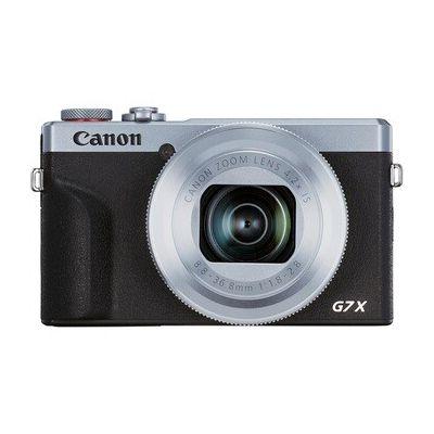 image produit Canon Powershot G7 X Mark III Appareil Photo Numérique - Argent - livrable en France