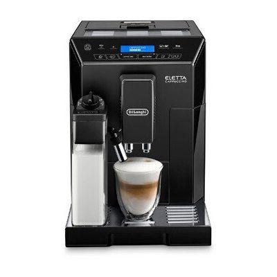 image Delonghi ECAM44.660.B Eletta Machine à Café Cappuccino avec Broyeur, 1450 W, Noir