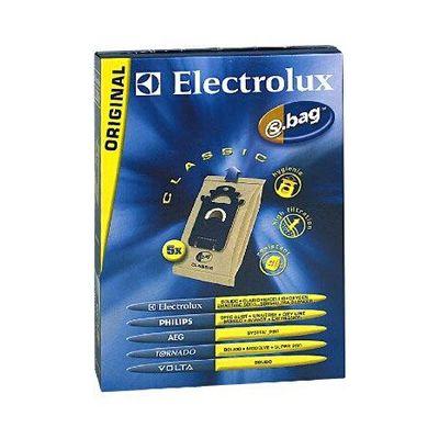 image Electrolux E200B Accessoires Aspirateur S-Bag Classic 5 Sacs Synthétique