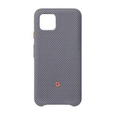 image Google Coque Pixel Pixe - Coque Protection pour Telephone avec Tissu A Mesure et Compatible avec Active Edge - Sorta Smokey, Pixel 4
