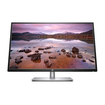 "image produit HP 32s Ecran PC Full HD 32"" Noir (IPS/LED, VGA/HDMI, 1920 x 1080, 16:9, 60 Hz, 5 ms) (Ref: 2UD96AA) - livrable en France"
