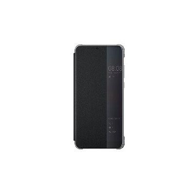 image Huawei Officiel Smart View Flip Cover Coque Housse Étui pour Huawei P20 Pro - Noir