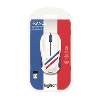 image Souris Logitech M238 Fan Collection - Wireless Mouse FRANCE