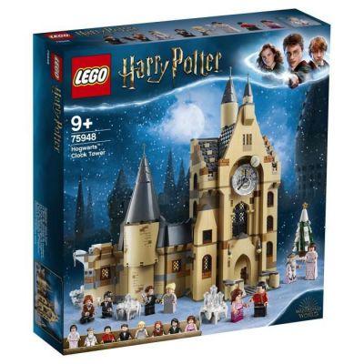 image produit LEGO Harry Potter™ La tour de l'horloge de Poudlard, 922 Pièces 75948 - livrable en France