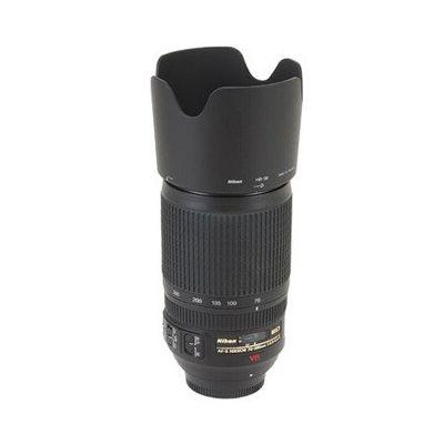 image Objectif zoom Nikon AF-S VR Zoom-Nikkor 70-300mm f/4.5-5.6G IF-ED