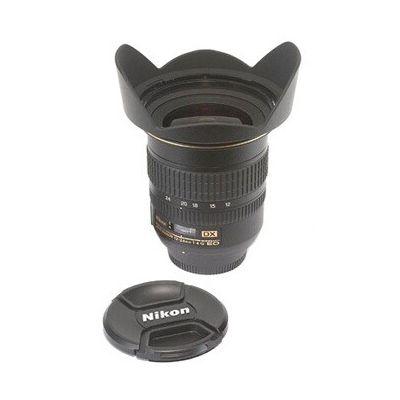 image Objectif zoom Nikon AF-S DX 12-24 mm f/4G ED-IF