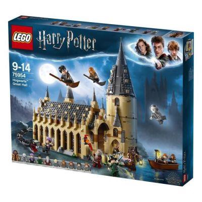 image produit LEGO Harry Potter La Grande Salle du château de Poudlard 75954 Jeu de Construction - livrable en France
