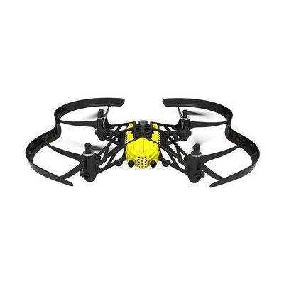 image Parrot - MiniDrone Quadricoptère Airborne Cargo Travis - Noir/Jaune