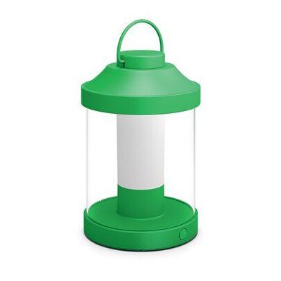 image Philips 1736033P0 ABELIA lanterne portable 1 x 1,5 W LED vert clair