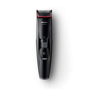 image Philips BT5200/16 Tondeuse Barbe avec lames en métal et peigne intégré, noir